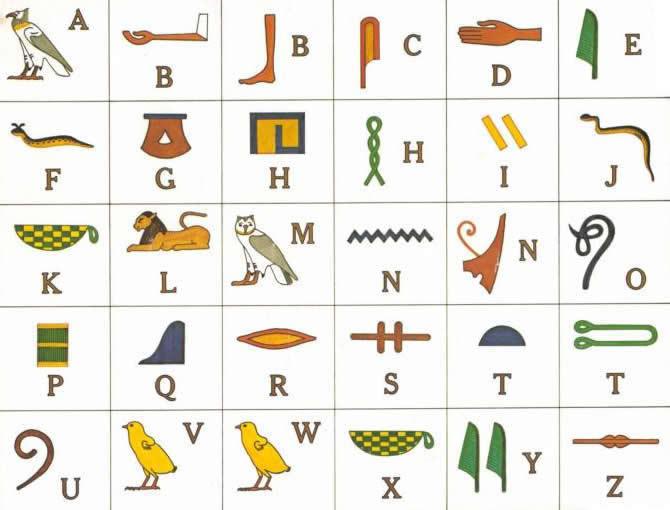 hijeroglifi